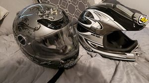 Motorcycle and dirt bike helmet for Sale in Port Charlotte, FL