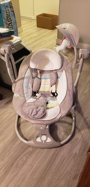 Ingenuity Baby Swing for Sale in Renton, WA