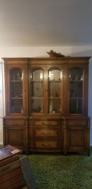 China cabinet beautiful color for Sale in Rockville, MD