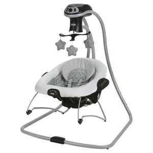 Graco DuetConnect LX Multi-direction Baby Swing And Bouncer for Sale in Butler, PA