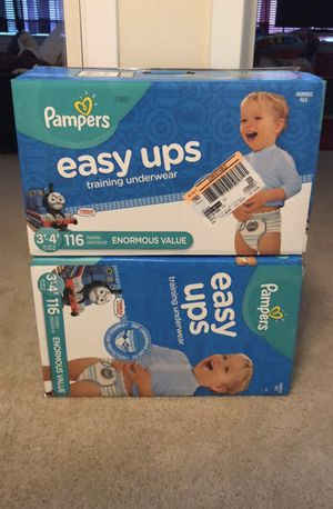 Boys Pull Ups Size 3t-4t for Sale in Derwood, MD