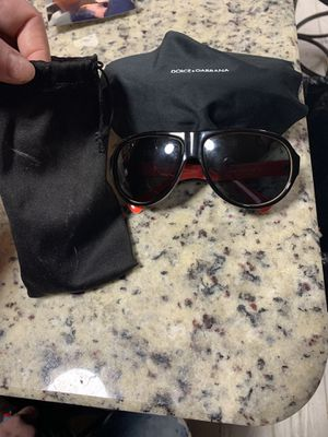 Dolce and Cabanna sunglasses for Sale in Hawkins, TX