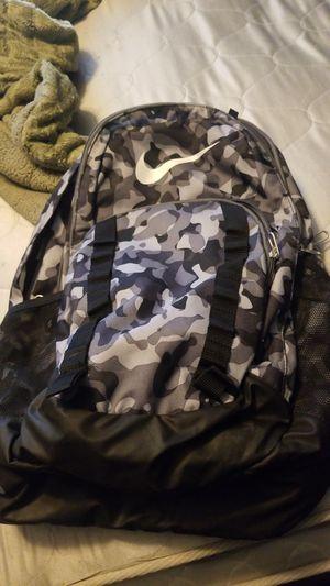 Nike blue camo backpack for Sale in Phoenix, AZ