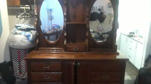 Two mirror Dresser for Sale in Joint Base Lewis-McChord, WA