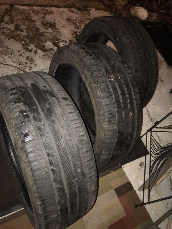 Used tiers 235/50/R19
