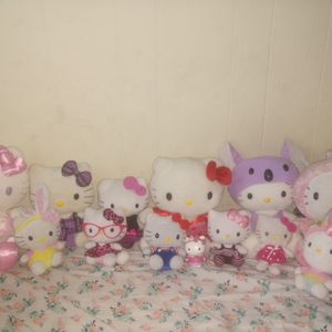 Hello Kitty Plushies Lot for Sale in Summit Hill, PA
