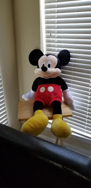 Disney Micky mouse - around 3 feet for Sale in Franklin, TN