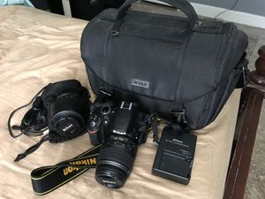 Nikon D3200 for Sale in Houston, TX