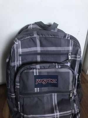 Gray JanSport Backpack for Sale in Palmdale, CA