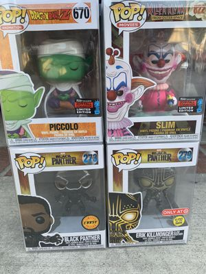 Many Funko Pop for Sale in Los Angeles, CA