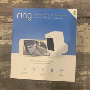Ring Spotlight Cam [Battery ] for Sale in Portland, OR