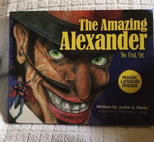 """""""The Amazing Alexander"""" Kids Book for Sale in Portland, OR"""