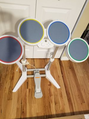 Xbox one and xbox 360 drum Set for Sale in Aurora, CO