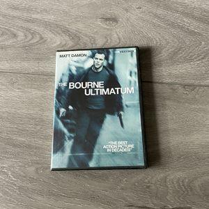 Bourne ultimatum DVD for Sale in Los Angeles, CA