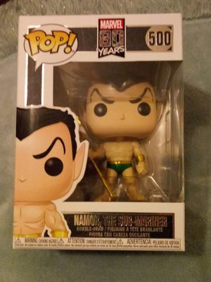 NAMOR, THE SUB MARINER. POP FIGURE for Sale in Tacoma, WA