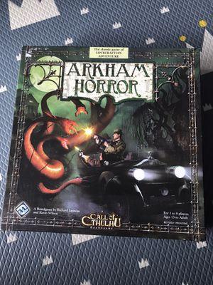 Arkham Horror for Sale in Lynnwood, WA