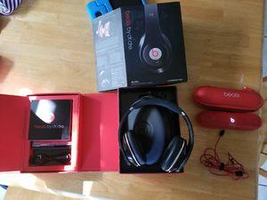 Beats by Dre Studio headphones and speaker for Sale in Keller, TX