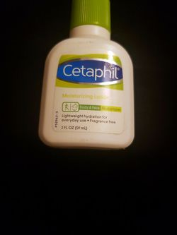 NWOT CETAPHIL MOISTURIZING CREAM for Sale in Nashville,  TN