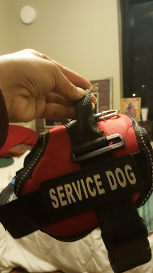 Service dog harness for Sale in San Diego, CA