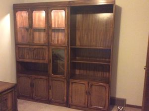 Large wall cabinet for Sale in Eden Prairie, MN