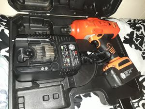 Impact drill matco high torque strong boy regular price $789 for Sale in Durham, NC