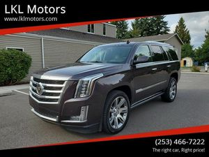 2015 Cadillac Escalade for Sale in Puyallup, WA