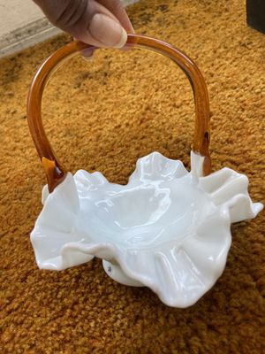 Antique Glass Ashtray Great Condition for Sale in View Park-Windsor Hills, CA