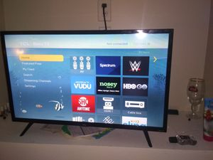 Tcl Roku tv for Sale in Lockport, NY