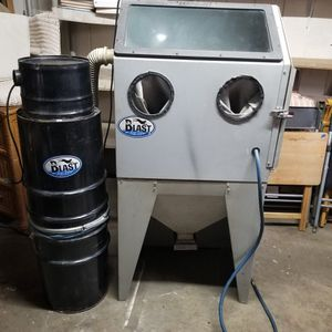 Sand Blast System for Sale in Sedro-Woolley, WA