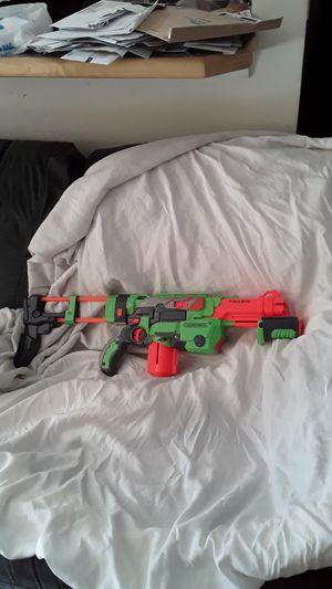 Nerf guns vortex praxis and proton mini gun for Sale in Port St. Lucie, FL