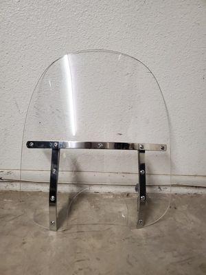 Wind shield visor motorcycle part for Sale in Glendale, AZ