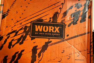 WORX size 14 composite toe work boot for Sale in Baltimore, MD