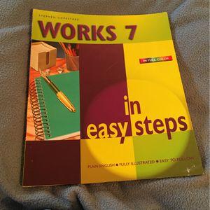 WORK 7 IN EASY STEPS for Sale in Atlanta, GA