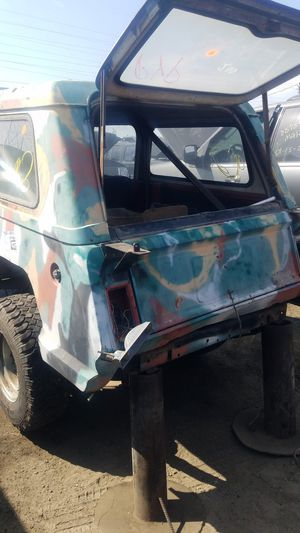 1970 Jeep cj5 parts what u need for Sale in Compton, CA