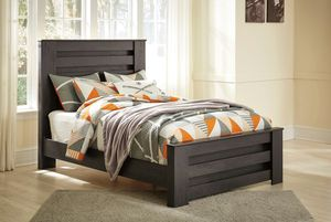 Ashley Furniture Black Queen Size Bed Frame for Sale in Fountain Valley, CA
