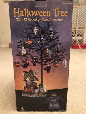 Halloween Ornament Tree for Sale in Vienna, VA