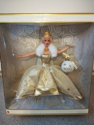 2000 Holiday Celebration Barbie - Mint Condition for Sale in Dover, DE