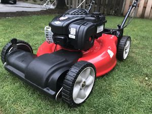 Yard Machines 500E Series Self Propelled Lawn Mower for Sale in Portland, OR