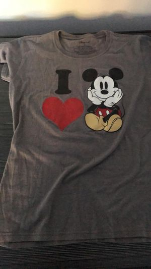 Calling Mickey & Disney Fans your choice $5 ladies tshirts for Sale in San Rafael, CA