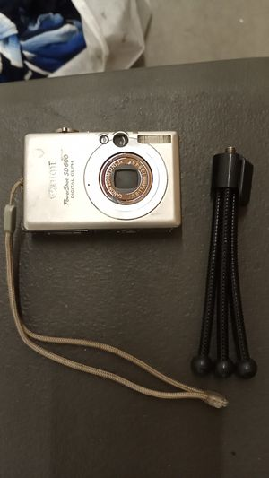 Canon power shot SD600 for Sale in Anaheim, CA
