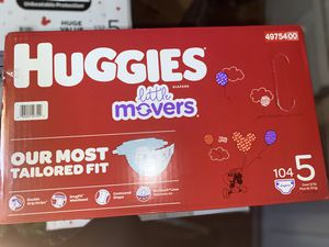 Huggies Little Movers for Sale in Grand Prairie, TX