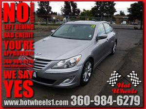 2012 Hyundai Genesis for Sale in Vancouver, WA