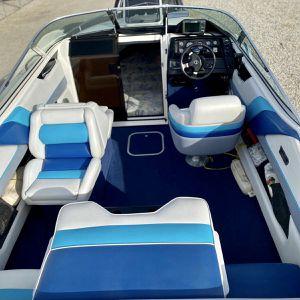 Chaparral Boat 21 F Low Hrs Volvo Penta for Sale in Santa Clarita, CA