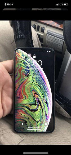 iphone x max for Sale in Lanham, MD