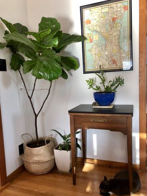 Console table/Sewing Machine table/Side Table for Sale in Seattle, WA