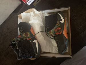 Kyrie 2 Black History Months (BHM) Size 12 for Sale in Vernon, CA