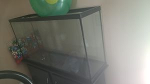 Fish Tank with stand for Sale in Atlanta, GA