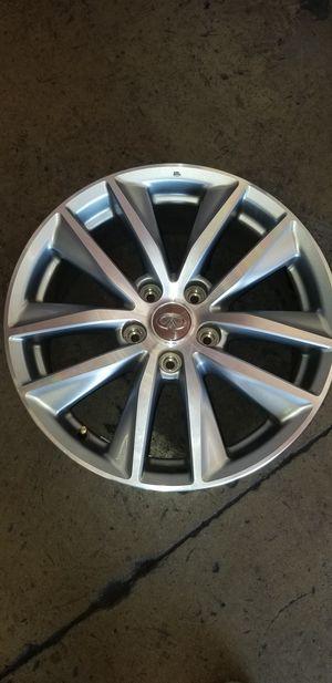 "17"" Infiniti Q50 stock wheels for Sale in Cypress, CA"