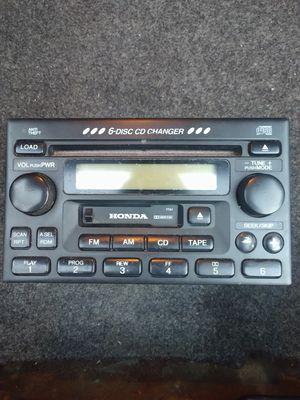 Honda CD player for Sale in Woodruff, SC