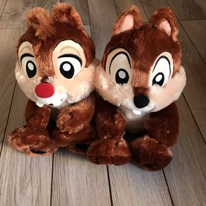 Chip And Dale Plushies for Sale in Whittier, CA